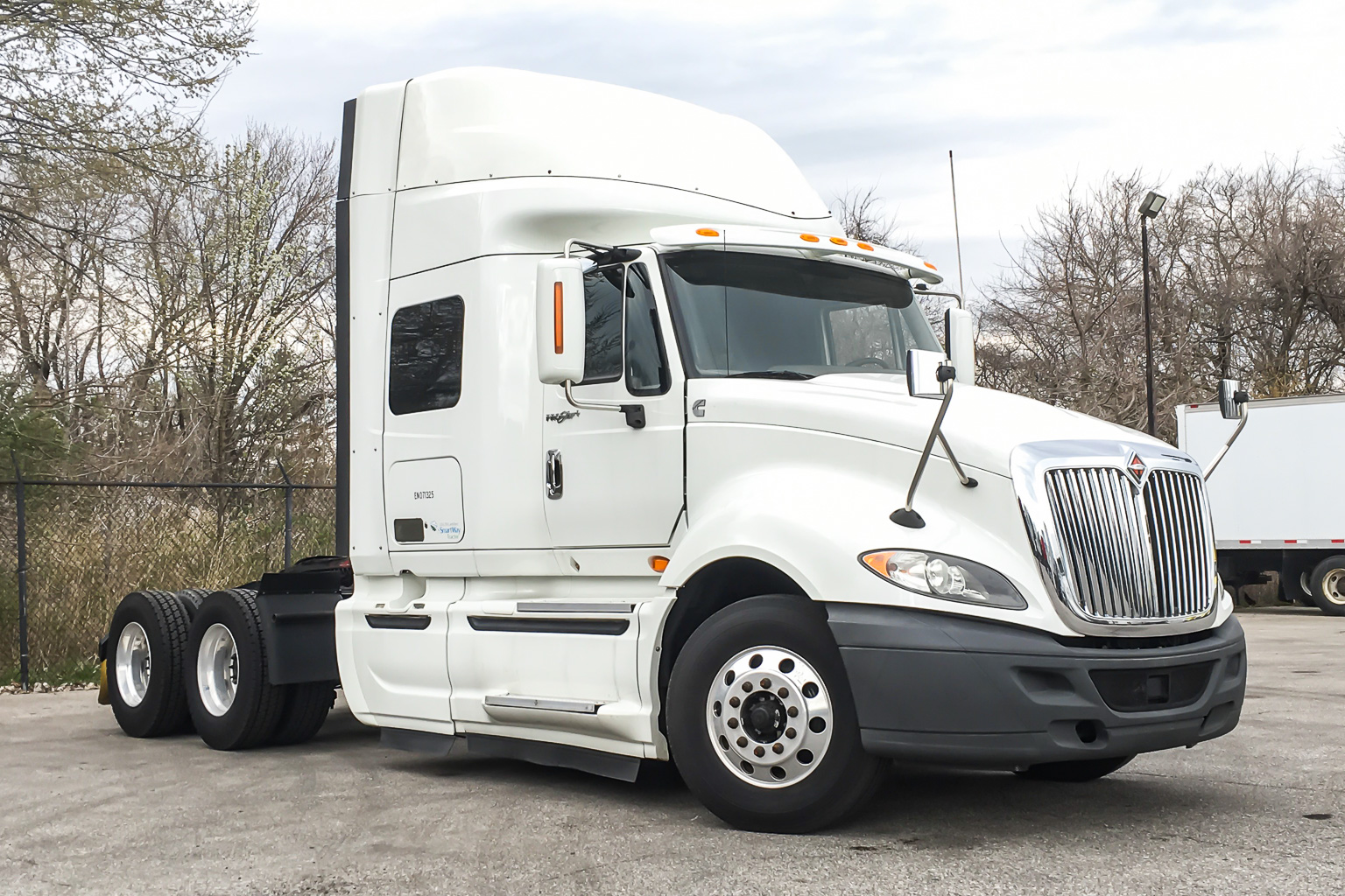 Pre-Owned 2014 International PROSTAR+ 122 6x4 Sleeper