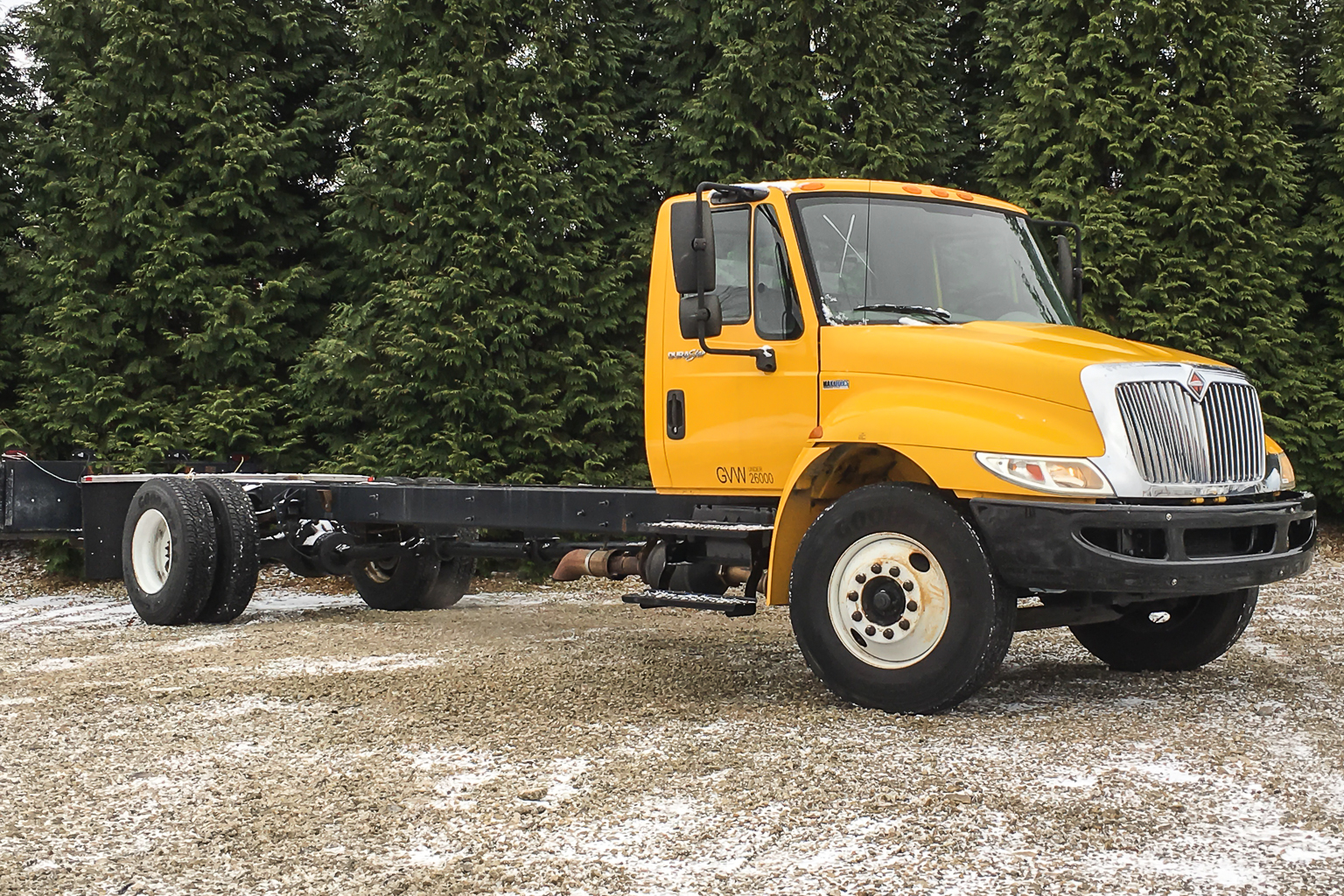 Pre-Owned 2014 International 4300 SBA 4X2 Medium Conventional