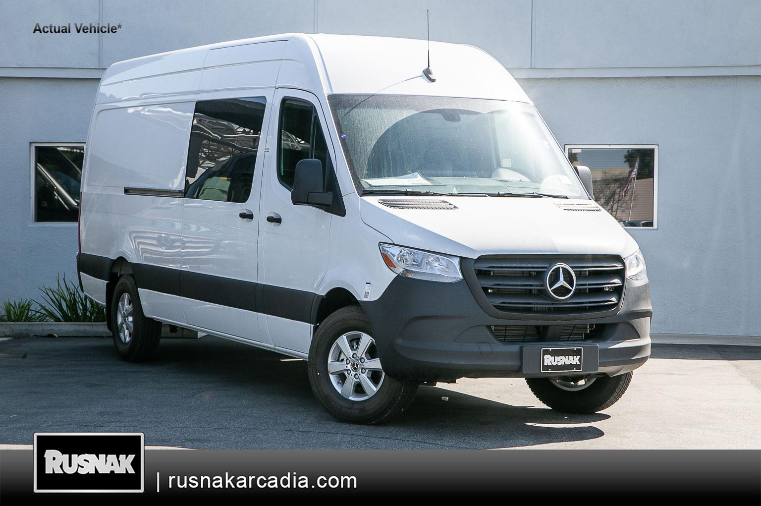 5646335e15 New 2019 Mercedes-Benz Sprinter Crew Van CREW VAN in Arcadia ...