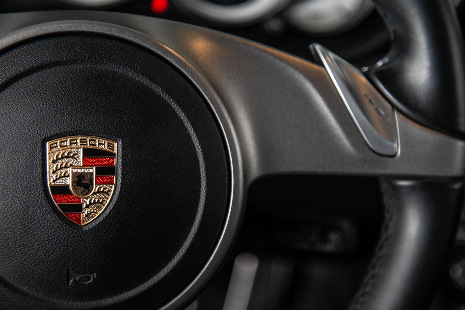 Certified Pre-Owned 2010 Porsche 911 Carrera