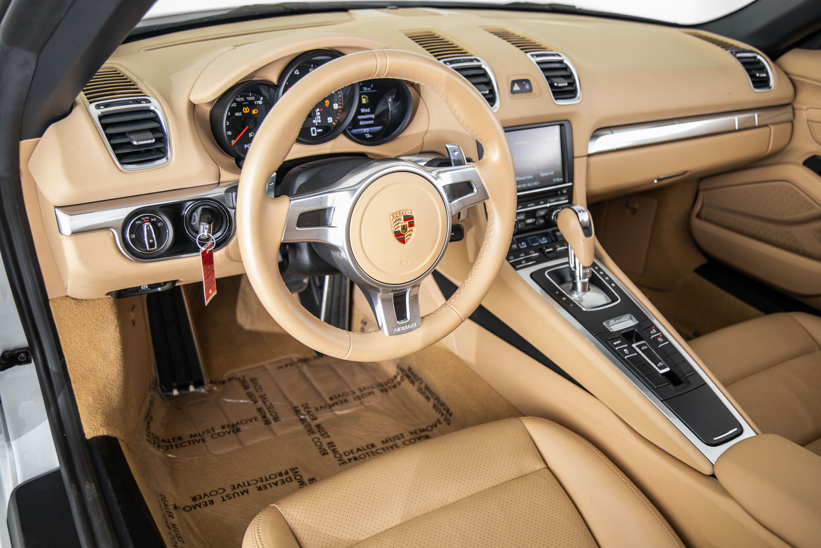 Certified Pre-Owned 2016 Porsche Boxster