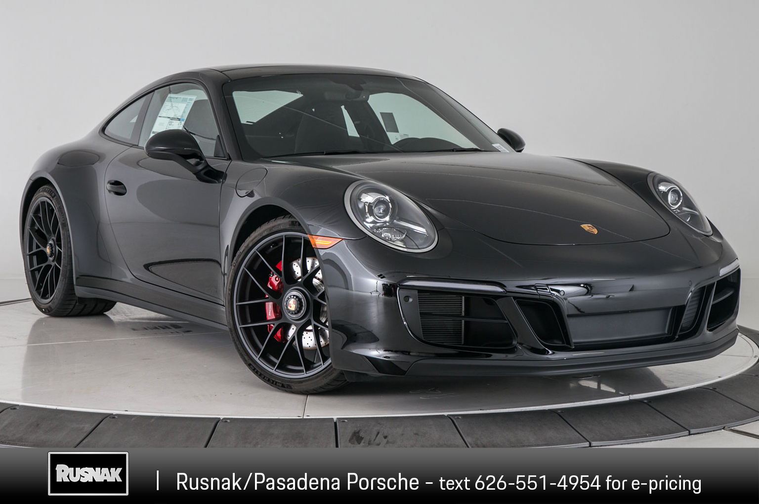 new 2019 porsche 911 carrera gts 2dr car in pasadena #391087